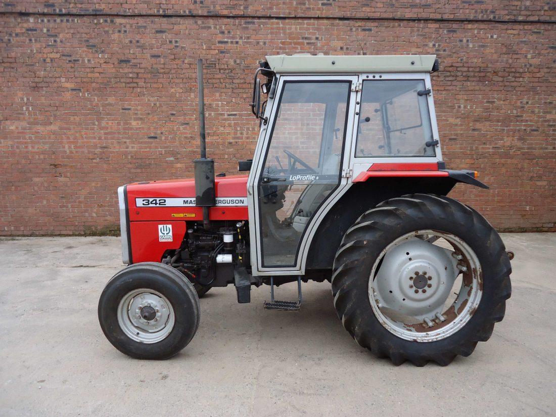rusty acres ranch vintage tractors