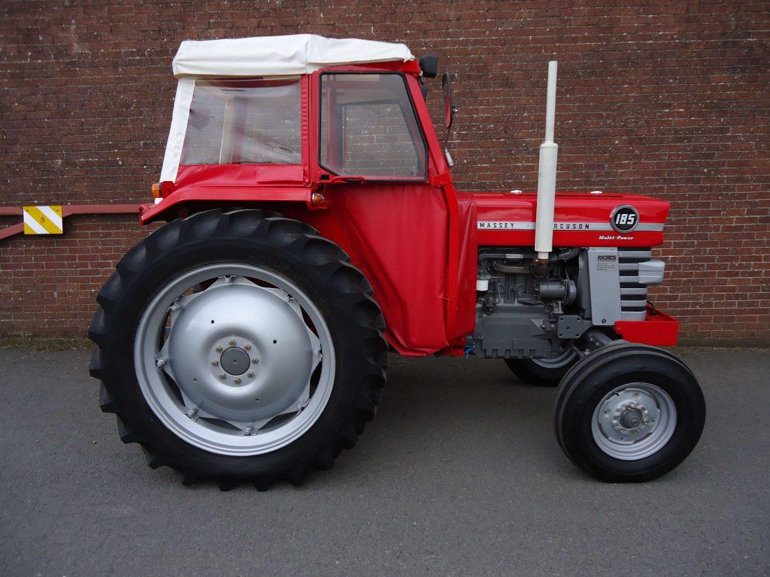 Massey Ferguson 185 Multi-power